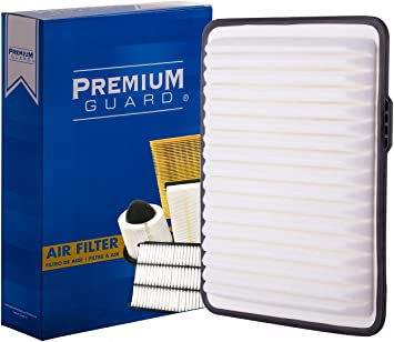 Premium Air Filter for Hummer H3 2007 w// 3.7L Engine