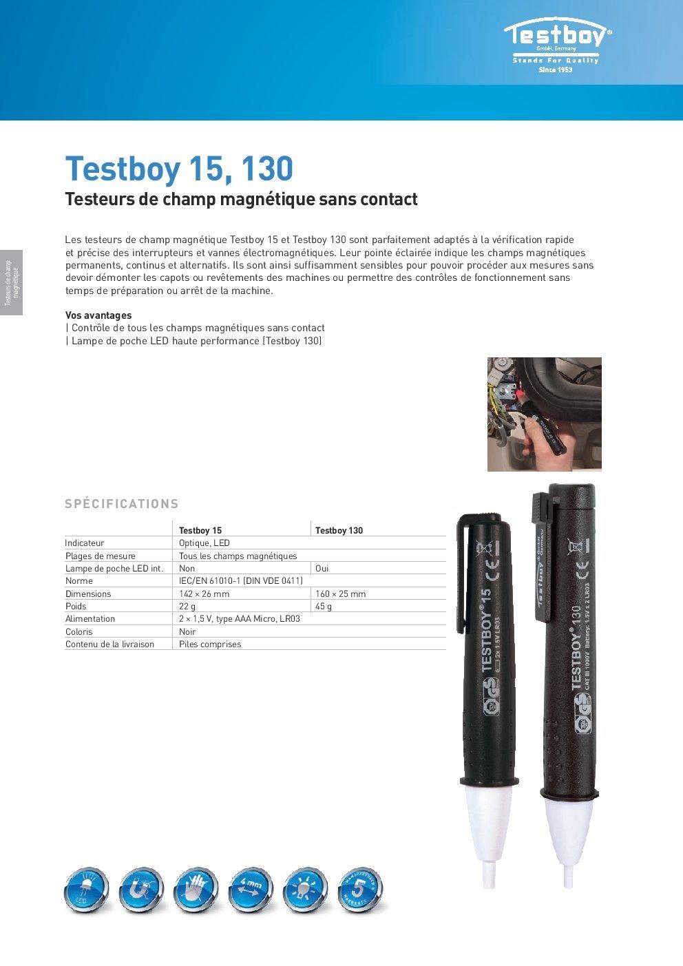 Testboy 130
