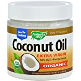 Nature s Way EfaGold Coconut Oil - 16 fl oz