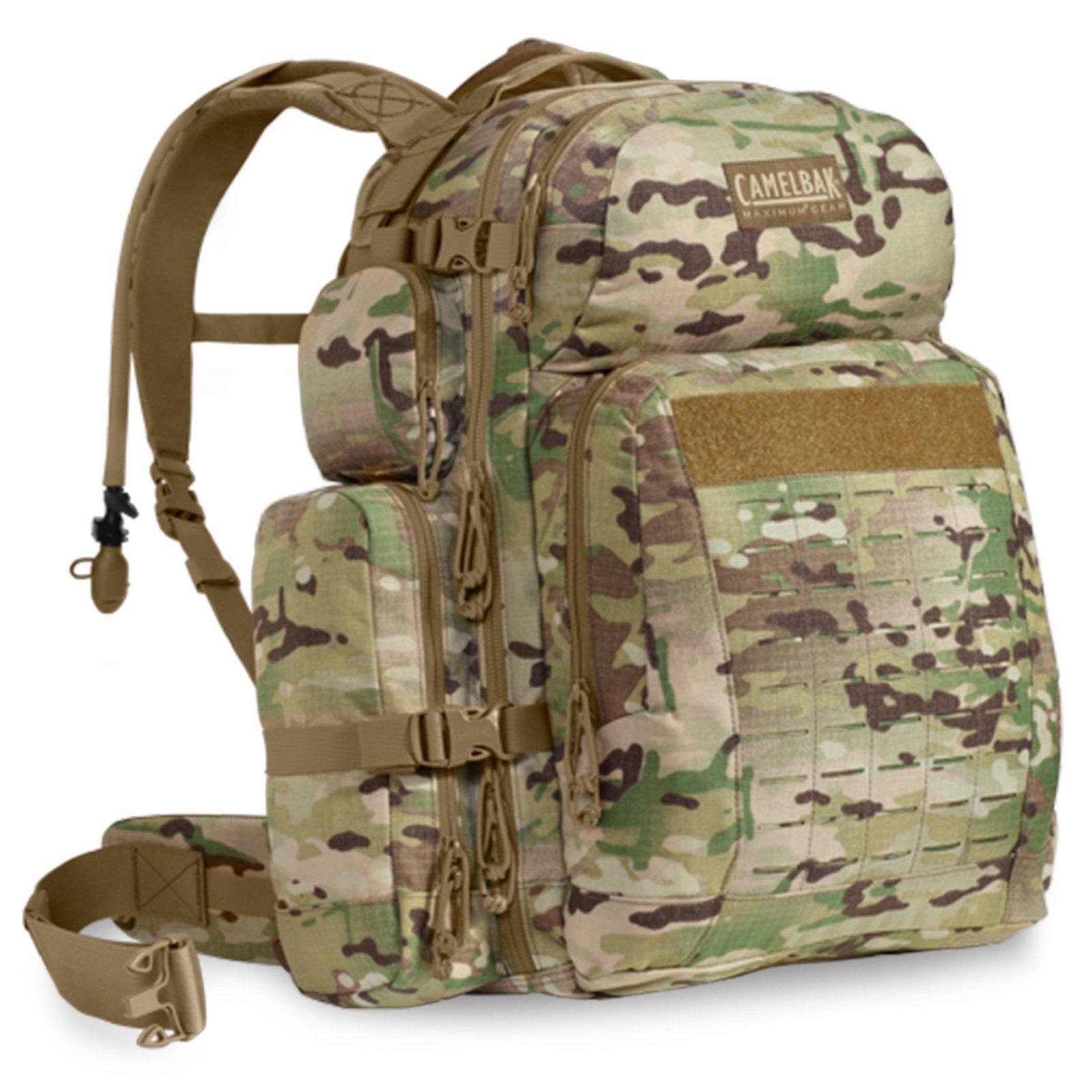 Camelbak Adult BFM Mil Spec Antidote Hydration Backpack, Multicam