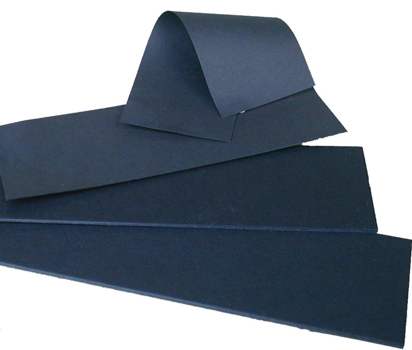 Creative Solid Black Paper 135gm A1 100 Sheets (Pack)