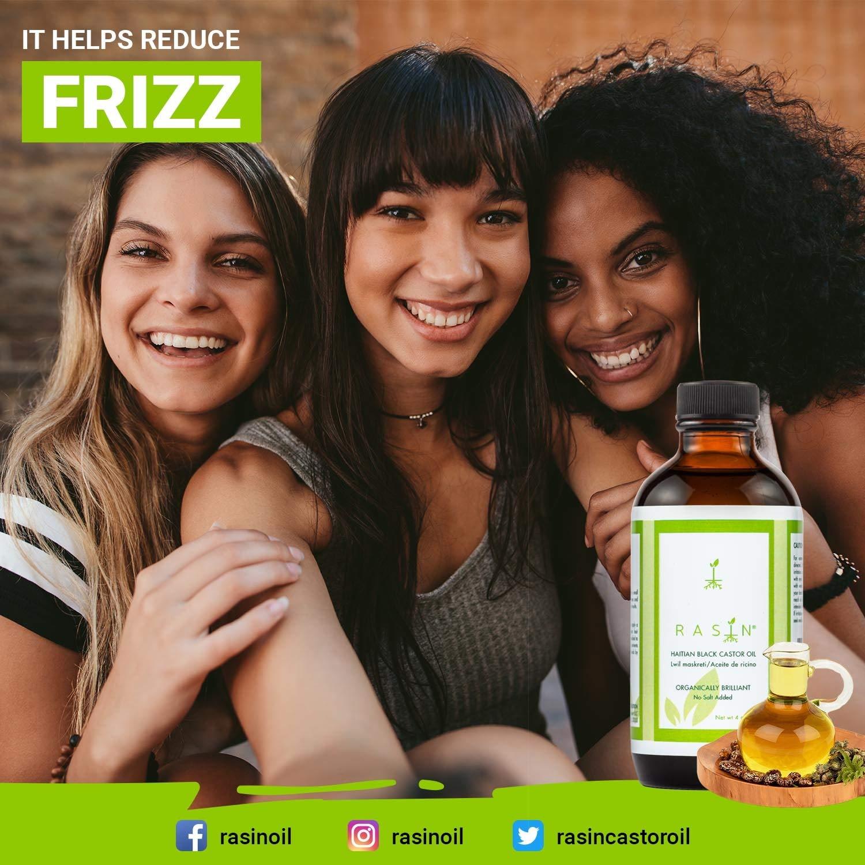 Amazon.com: Rasin Negro Aceite de Ricino – 100% Pure & ...