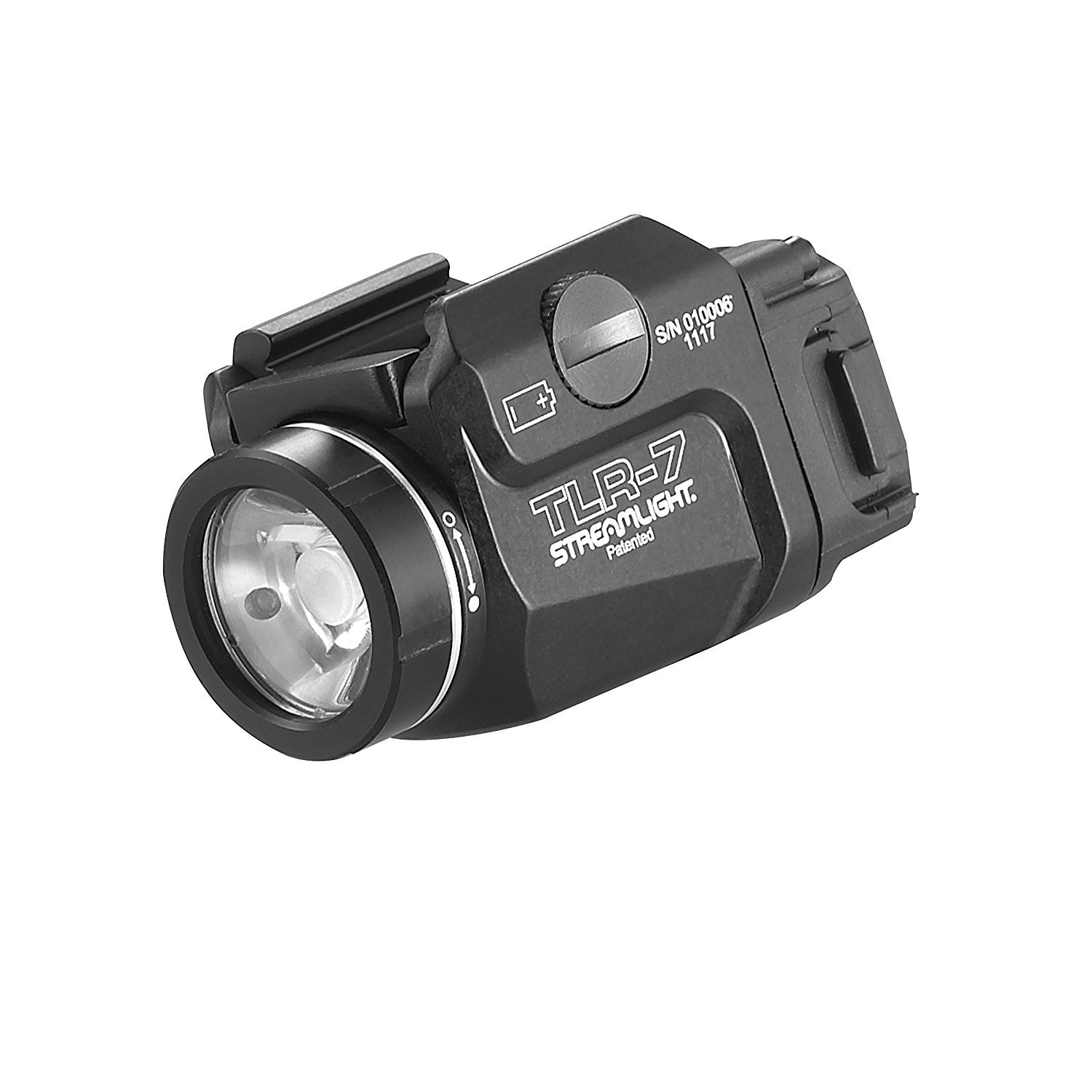 Streamlight 69420 Tlr-7 500 lm Low Profile Rail Mounted Tactical Light