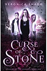 Curse of Stone (Academy of the Damned) Paperback