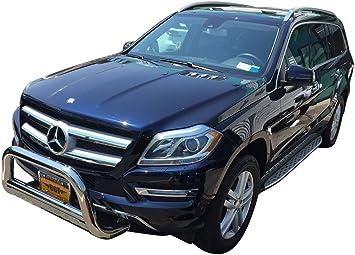 Amazon Com Vanguard Vgssb 1026al Compatible With Mercedes Benz 2013 2016 Gl Gl350 Gl450 Gl550 Gl63amg X166 Side Step Running Board Aluminum Automotive