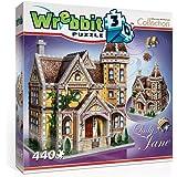 Wrebbit 3D - Rompecabezas, 440 piezas (W3D-LADYJ)
