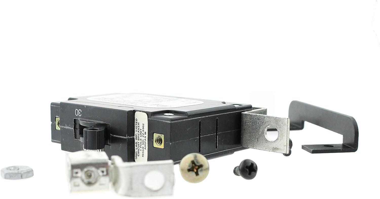 LMLK1-1RLS4-52-30.0-01 AIRPAX 30 AMP CIRCUIT BREAKER