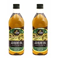 Disano Extra Virgin Olive Oil, 1L (Pack of 2)