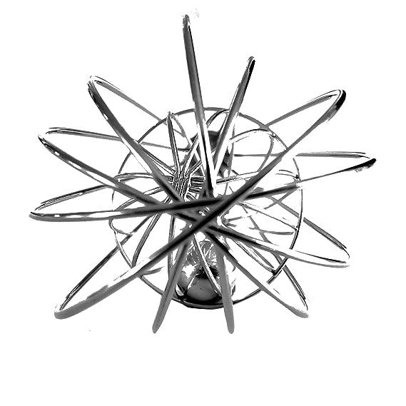 VansieHome Super bate aireación superior con 3 en el diseño de mezcla, batir y batir 10 pulgadas: Amazon.es: Hogar