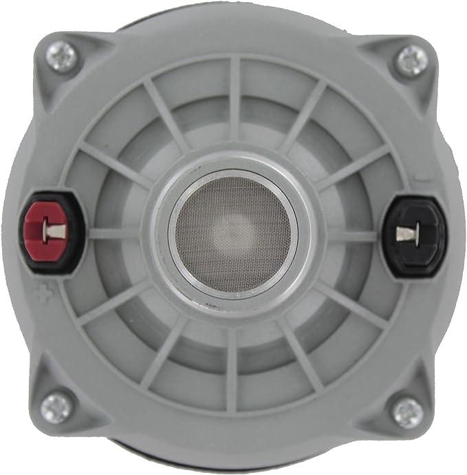 VZ-250XT Screw-on Type VOYZ Professional Aluminum Compression Horn Driver 200 Watt Phenolic Diaphragm 1.5-inch