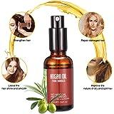 Naturale olio essenziale di Argan Capelli riparazione Nutriente danneggiato