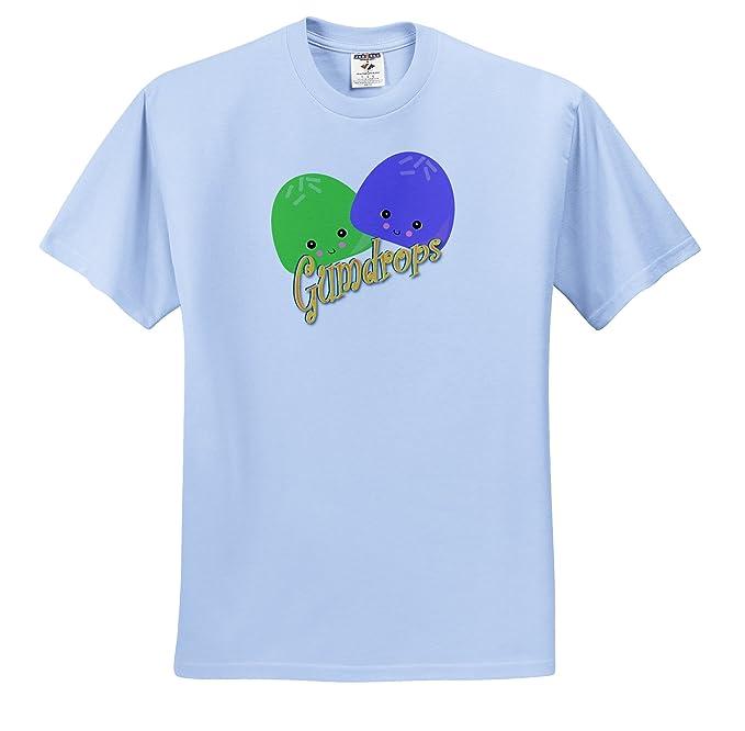 Amazon.com  Dooni Designs Cute Kawaii Designs - Cute Kawaii Gumdrops ... 4d2aa33e4a62