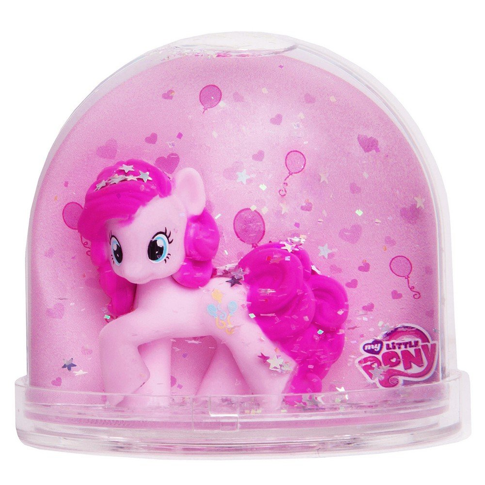 Trousselier - My Little Pony - Pinkie Pie - Boule à Neige - Porte Photo TROUS99235 Ameublement et Décoration