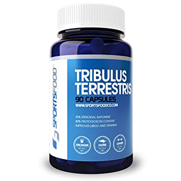 tribulus terrestris extract capsules