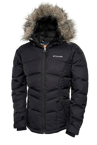 afa8b79c85b0 COLUMBIA MIDNIGHT SNOW II WOMEN S OMNI HEAT DOWN WINTER JACKET (XL ...