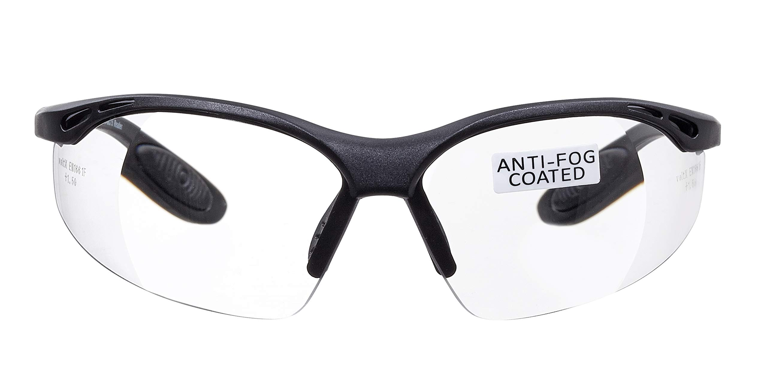 db0e273c775 voltX  Constructor  SAFETY READERS (Clear +2.5 Dioptre) Full Lens Reading  Safety