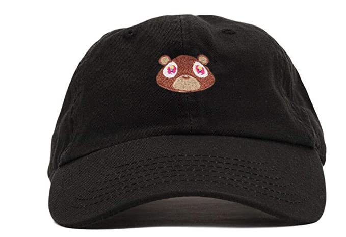 Kanye West Ye Bear Dad Hat Lovely Baseball Cap Summer for Men Women Caps  Unisex Exclusive 2330808c1ac