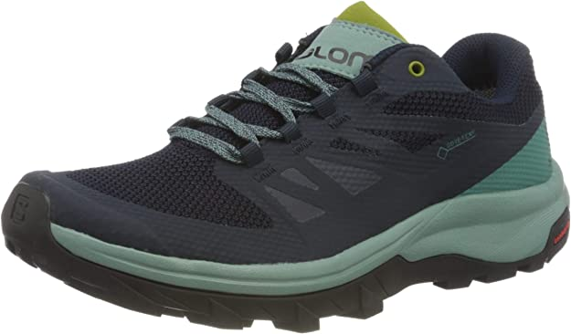 SALOMON Shoes Outline GTX, Zapatillas de Hiking para Mujer: Amazon.es: Deportes y aire libre