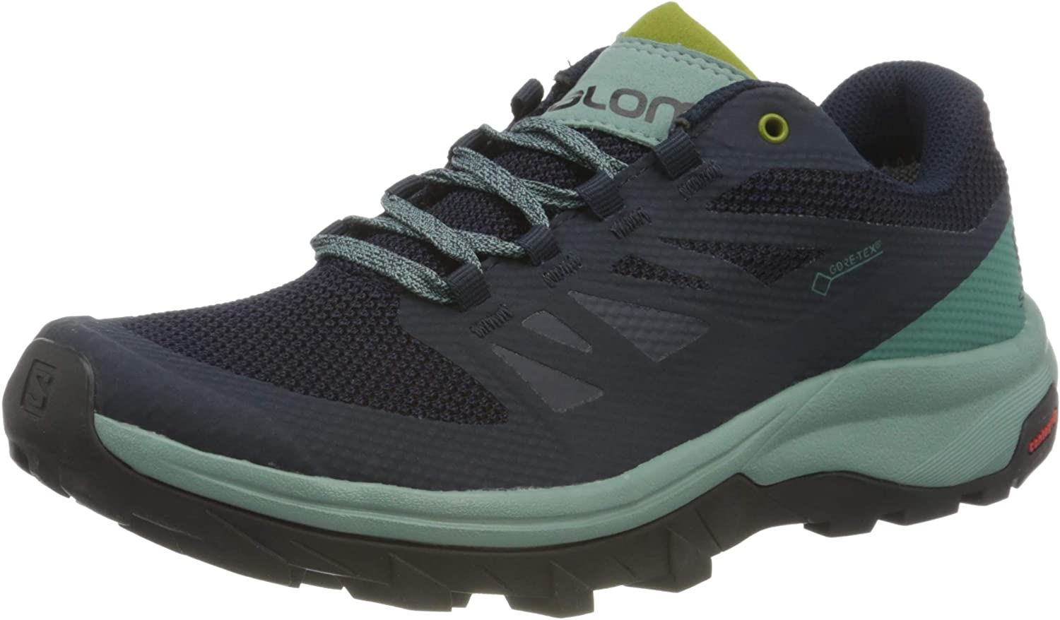 | Salomon Women's Outline GTX W Hiking Shoes | Hiking Shoes