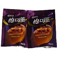 Cadbury吉百利怡口莲原味90克*2袋装