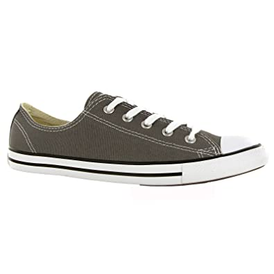 08626613c66 Converse CT All Star Dainty Ox Charcoal Womens Trainers Size 5.5 UK   Amazon.co.uk  Shoes   Bags