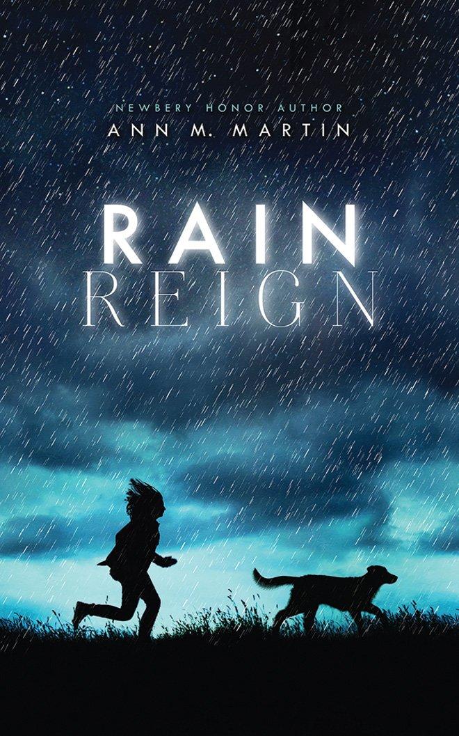 Rain Reign: Martin, Ann M., Hamilton, Laura: 9781491530535: Amazon ...