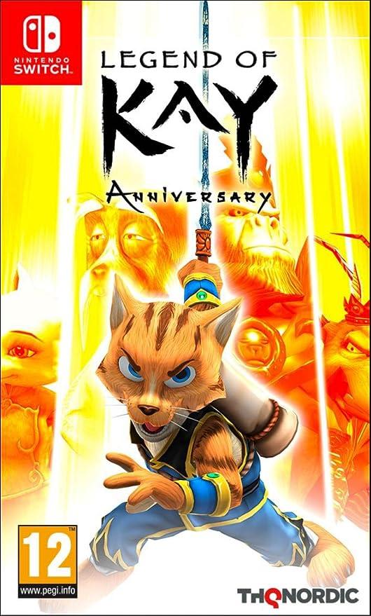 Legend Of Kay: Anniversary: Amazon.es: Videojuegos