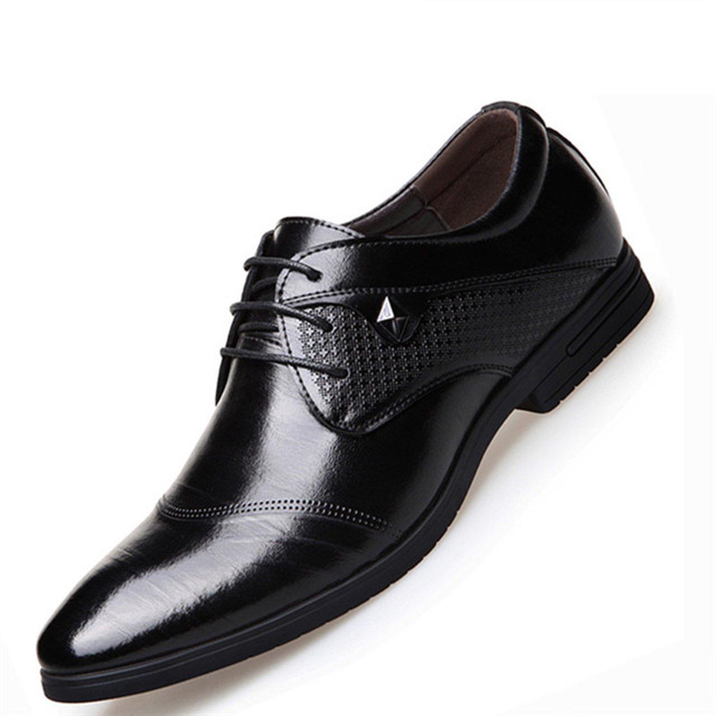 f599ea442a587 Black Dress Shoes Amazon