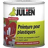 Peinture Plastique - Mirabelle - 0.5 L - JULIEN 687516