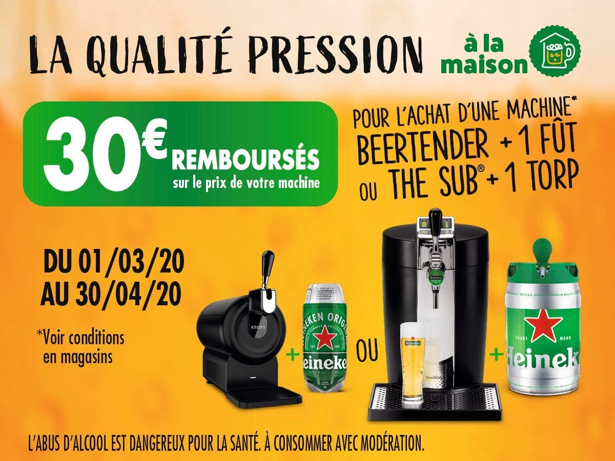 Krups VB7008 5L Dispensador de cerveza de barril - Tirador de ...
