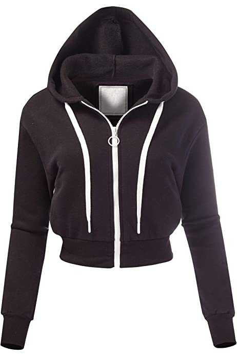 New Womens Superdry Unique Sample Cross Neck Double Hoodie Size XS Black