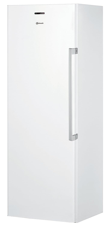 222 L Gefrierteil Soft Opening WS Gefrierschrank A++ 167 cm H/öhe 222 L K/ühlteil 225 kWh//Jahr Bauknecht GKN 17F4 A+