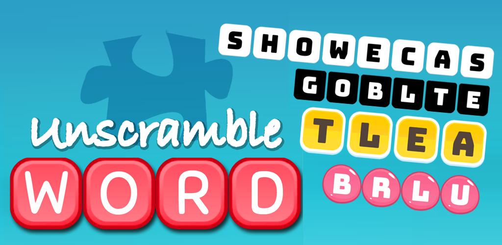 Amazon com: Words Unscramble - Unscramble and Find the