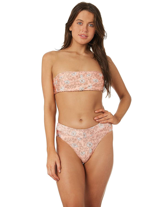 099e660c136fa Amazon.com: The Hidden Way Clair Tie Back Bikini Top: Clothing