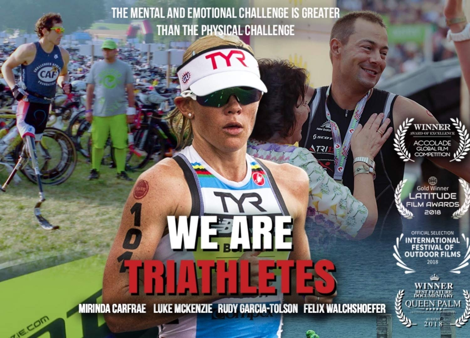 419b990dc80 Amazon.com  We Are Triathletes  Mirinda Carfrae