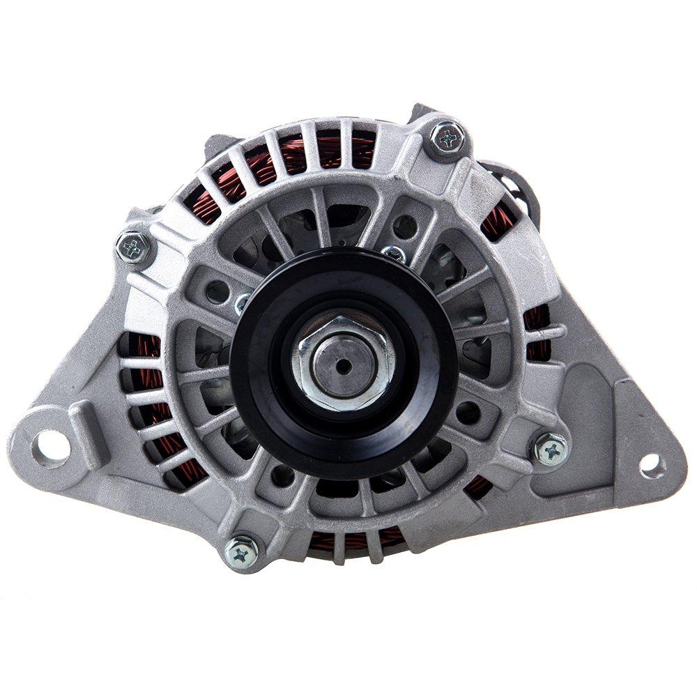 Alternators, ECCPP 85A 12V S4 13787 for Mitsubishi Mirage 1.8L 1998-2002 Mitsubishi Lancer 2.0L 2002-2004 A2TB0892 MD317862 110625-5211-1432501