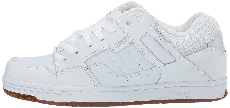 Blanco Dvs Footwear MensDVF0000278022 42 EU White Reflective Gum New Black Enduro 125 Hombre