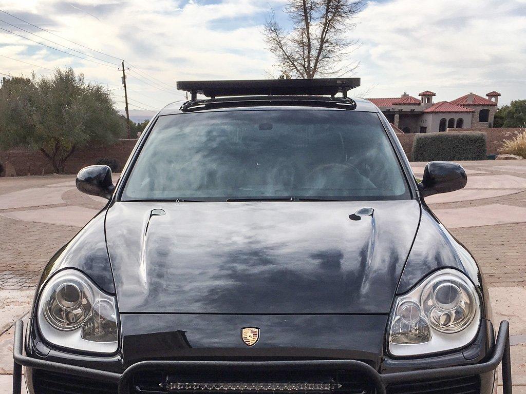 Front Runner Porsche Cayenne (2002-2017) Slimline II Roof Rack Kit - by: Amazon.es: Coche y moto