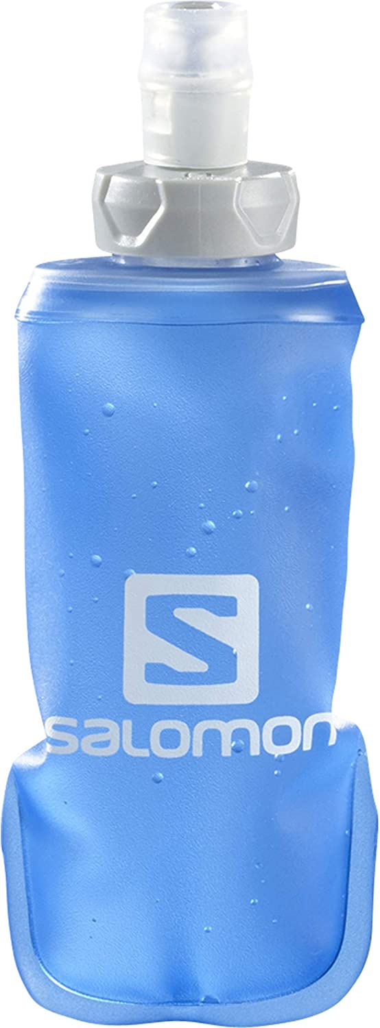 Salomon SFLASK 150/5 STD 28 Botella Flexible LC1312500, Unisex-Adult, Azul, 150 ml