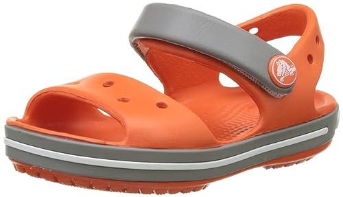 76bfgy Unisex Crocband Sandal Eszapatos Niñosamazon Crocs Kidszuecos Y6yf7gb