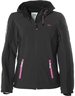 Damen softshell mantel warm