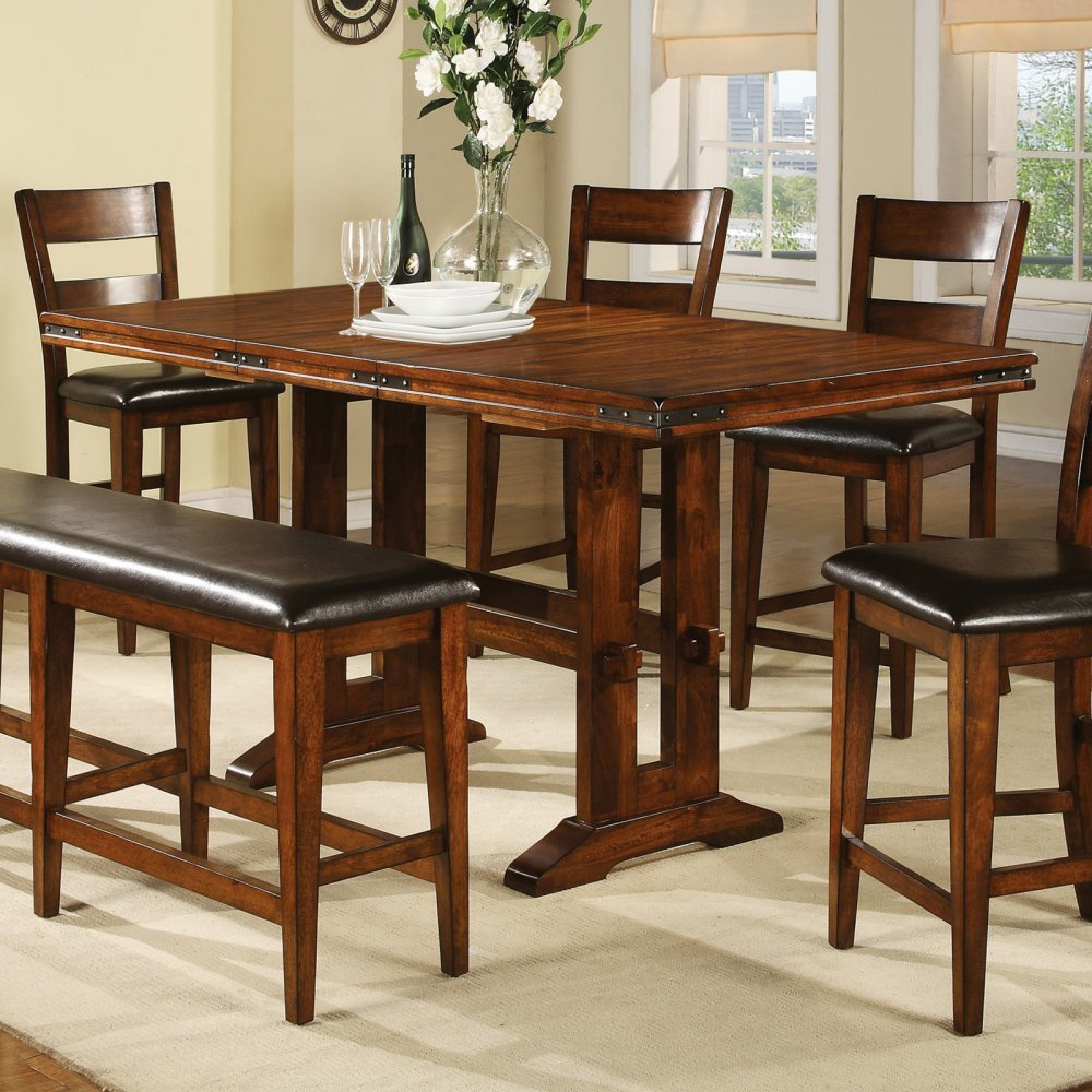 Counter Height Dining Table Sets with Leaf Kitchen Tables : 71UkmxFfY4LSL1000 from www.home-decor-decorating.com size 1000 x 1000 jpeg 190kB
