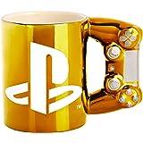 Playstation Gold Controller Coffee Mug