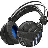 Trust Gaming GXT 393 Magna - Auriculares inalámbricos con Sonido Envolvente 7.1, Color Negro