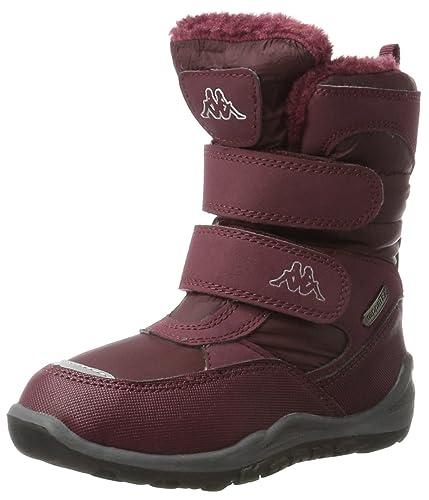 aaf1d03cac9 Kappa Unisex Kids' Tundra Tex Combat Boots: Amazon.co.uk: Shoes & Bags