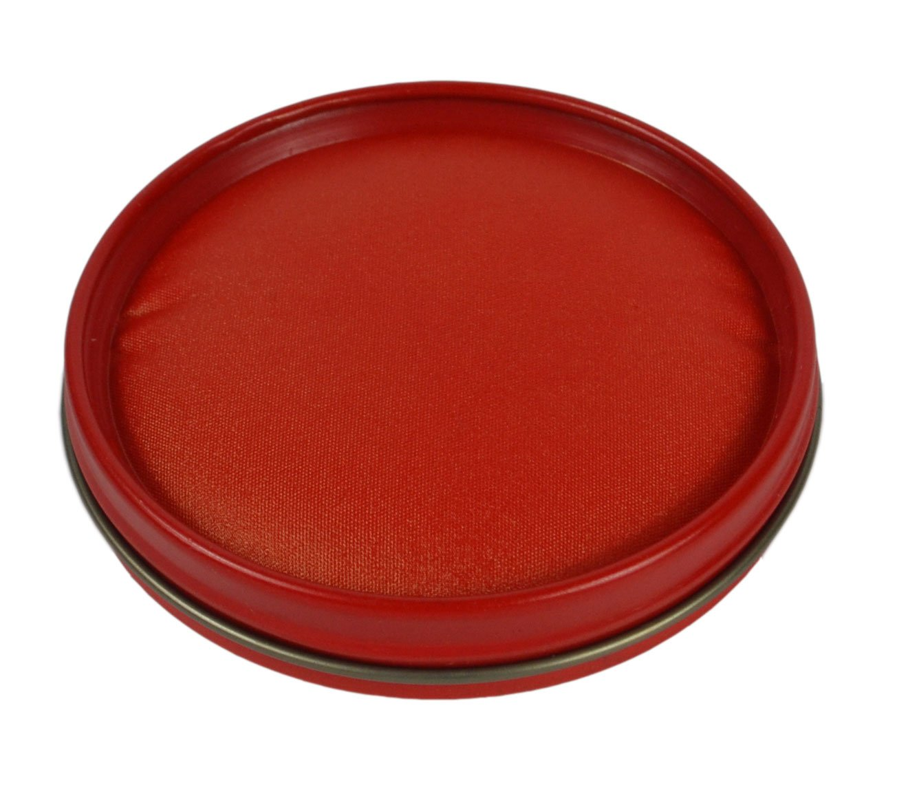 Calligraphy Stamp Seal Painting Red Ink Paste Chinese Yinni Pad (Red) spomei 5370548