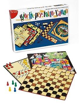 Dal Negro 53454 - Set de 50 Juegos Reunidos (Contenido en Italiano ...