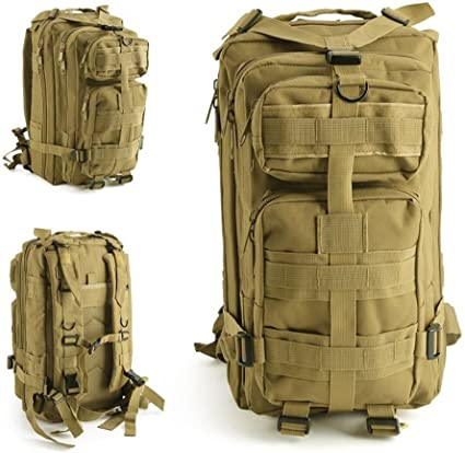 Nitehawk 30 L Sac /à dos multifonction avec syst/ème dattache MOLLE style militaire