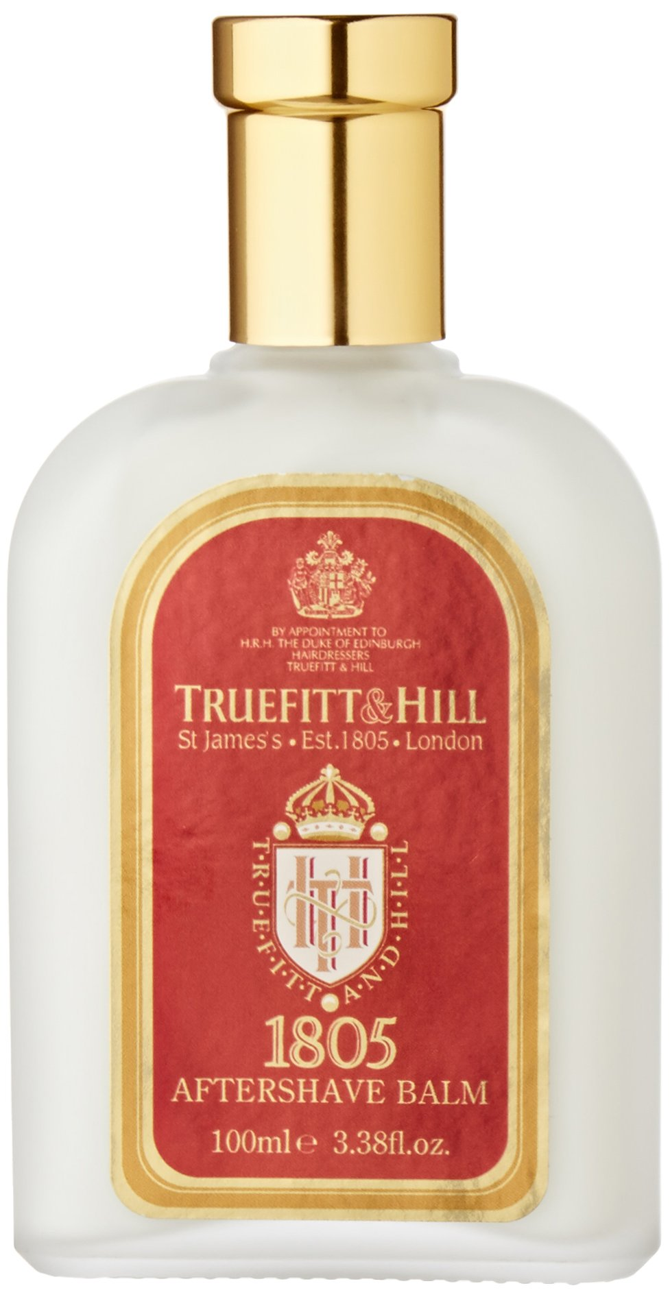 Truefitt & Hill 1805 Aftershave Balm, 3.38 fl.oz(100ml)