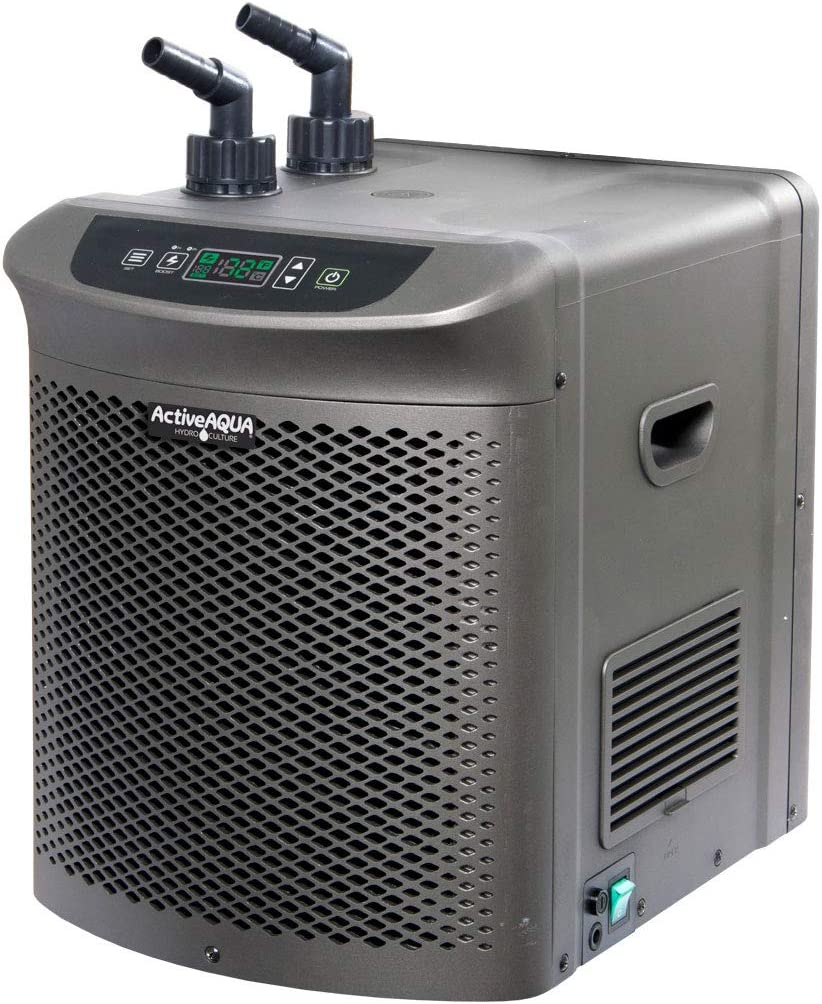 Active Aqua Hydroponic Aquarium Chiller